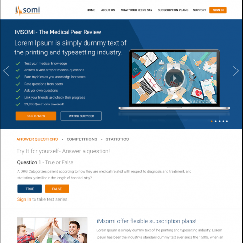 website for imsomy