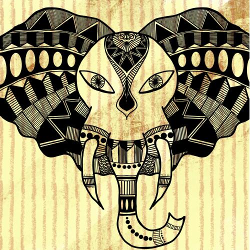 Elephant mandal