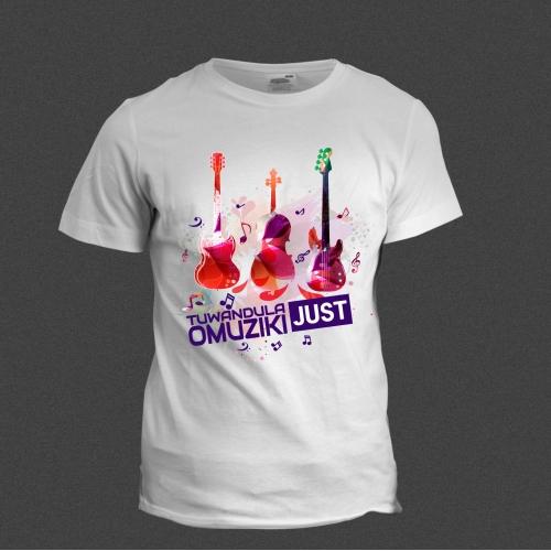 Tuwandula Tshirt Design