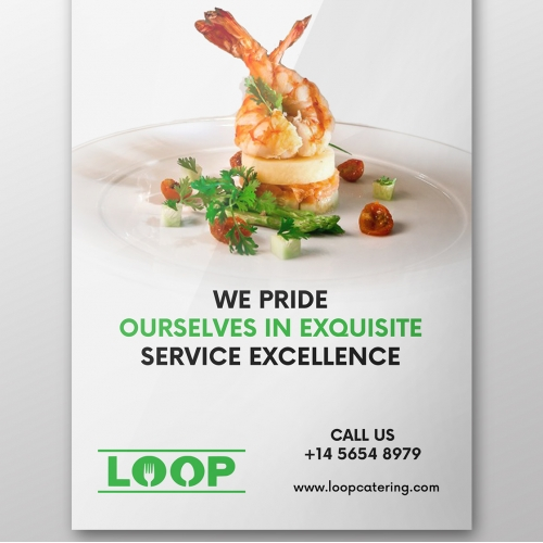 Loop Poster Design