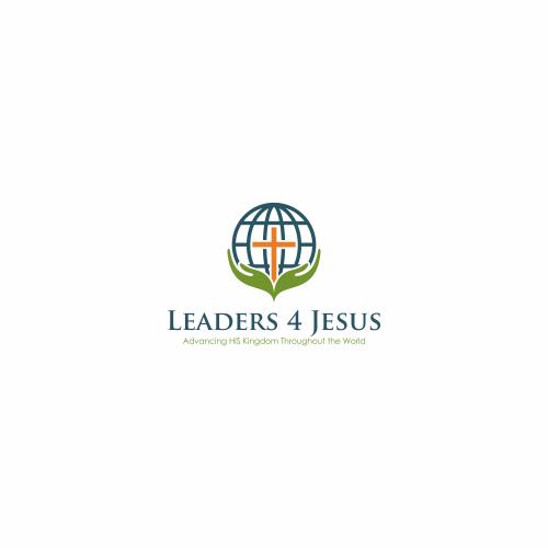 Leader 4 Jesus logo