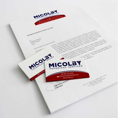 Micolby Business Card