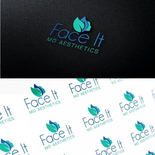 Face It  Logo