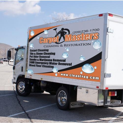 Carpet Master Truck Design