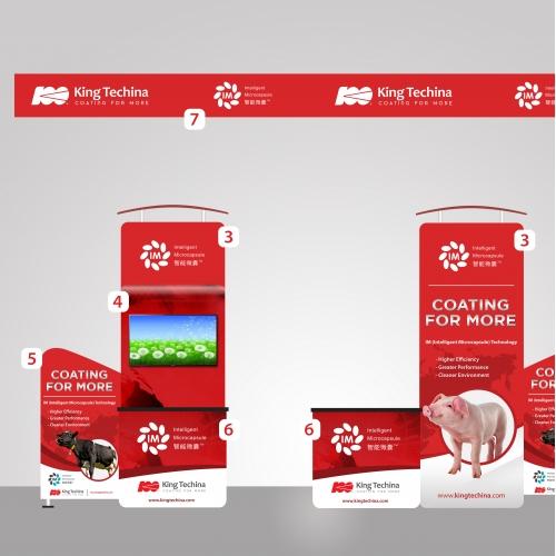 Tradebooth design