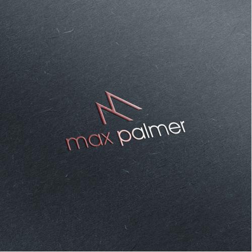 Modern Marketing logo design