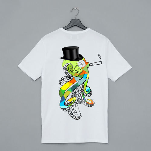 Colorful Custom T shirt