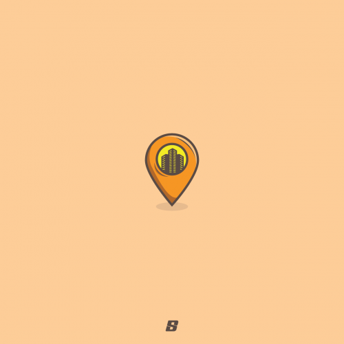 City Pin