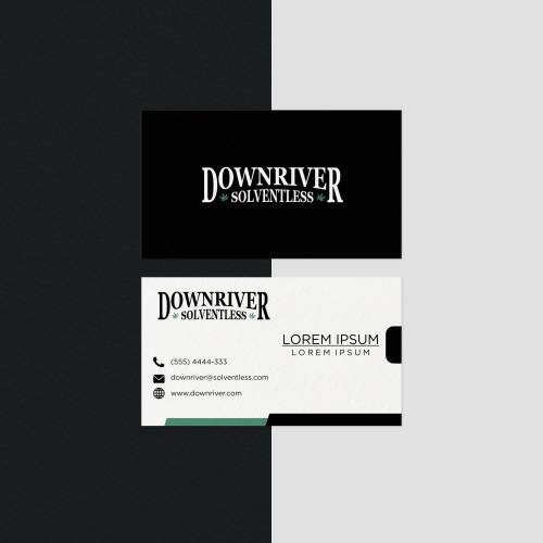 bussines card and logo design