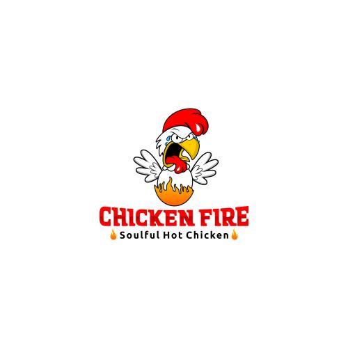 chicken fire