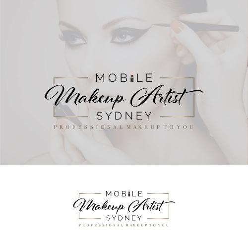 Logo design for Makeup Artist