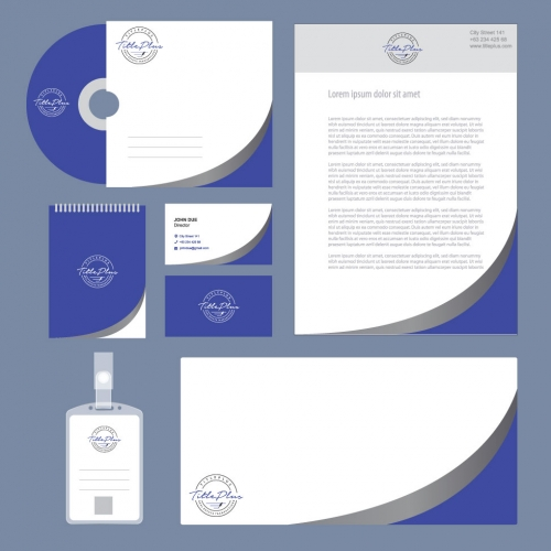 Bussines Stationary Pack for Real Estate firm