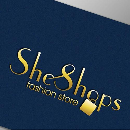 Sheshop Fashion Store Logo