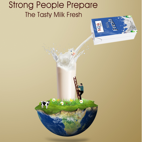 Print Ads Nova Dairy