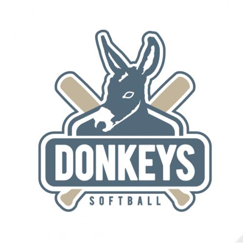 Logo for Softball team