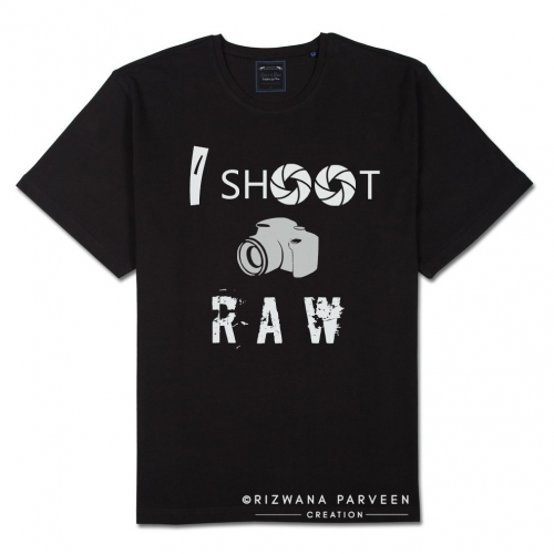 Photography T-Shirt Design