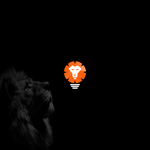 LION   LAMP