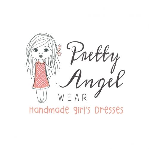 cute girl logo