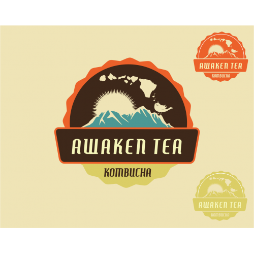 Awaken Tea Combucha