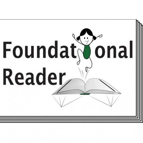Title design for a reading program