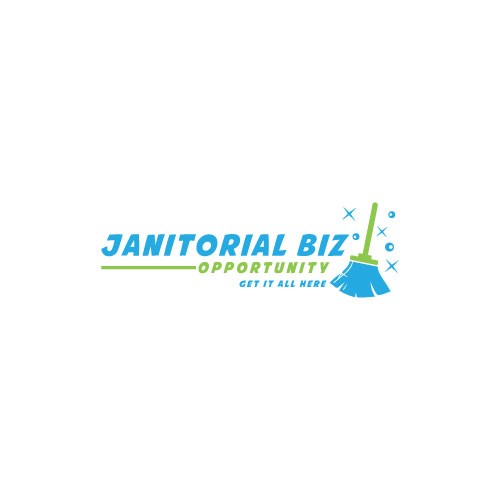 i made this logo for cleaning company