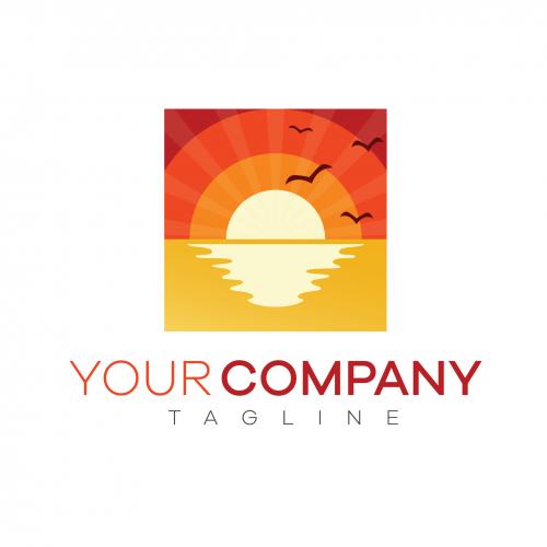 Immersive Sunset Logo