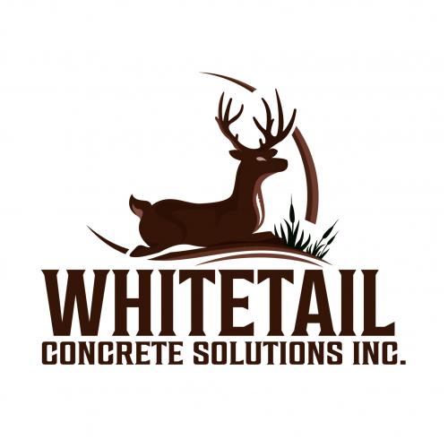 Whitetail Deer Logo Design