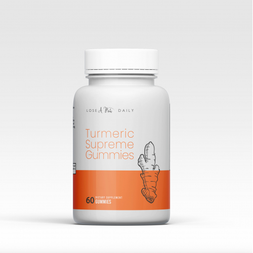 turmeric label design