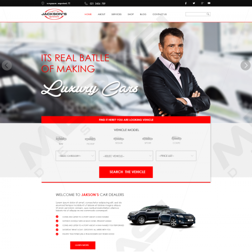 web designs Jakson