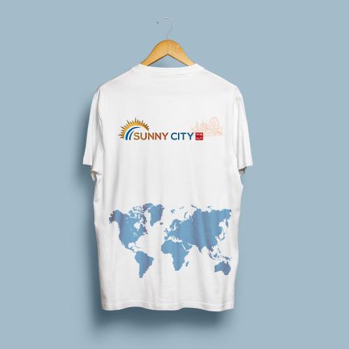 Creative T-Shirt  Design For Canada Client