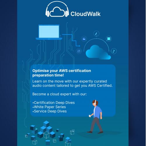 CloudWalk Poster Design