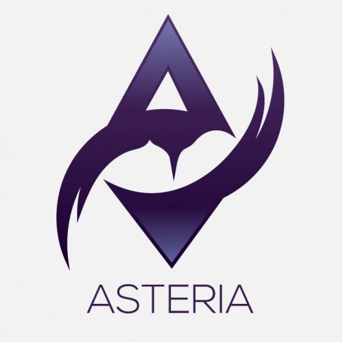 Asteria Logo Design