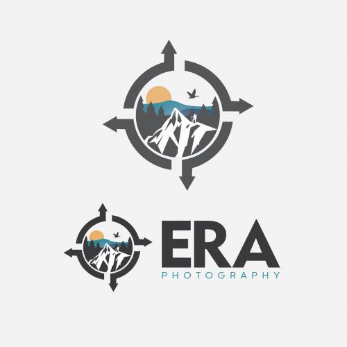Travelar Photographer Logo