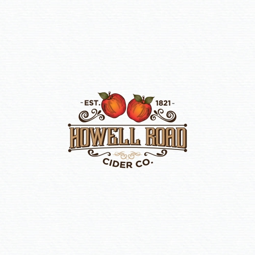 Logo design for cider company