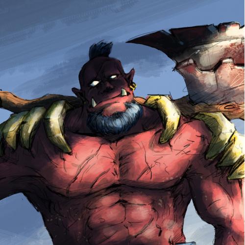 Orc Kill