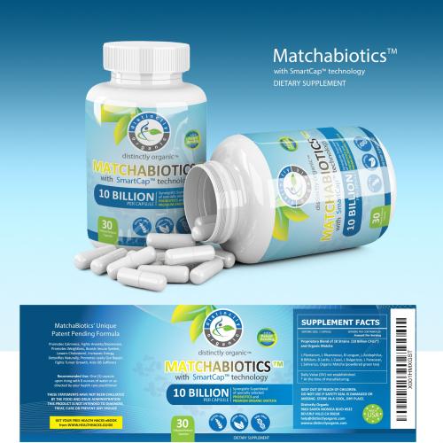 Matchabiotics - Dietary Supplement