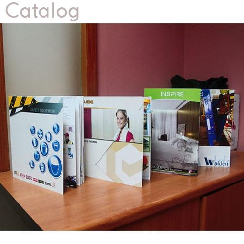 catalog sample