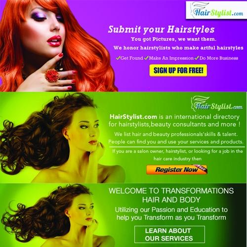 Hair Stylist Social Banner