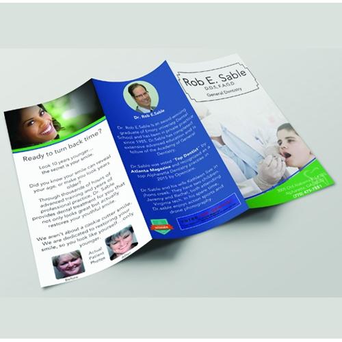 Robe Dental Care Brochure