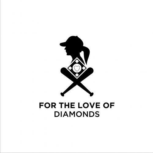 Baseball Logo Design required by For the Love of Diamonds