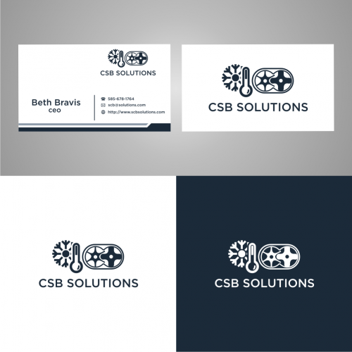 Refrigeration Logo And Business Card Design required