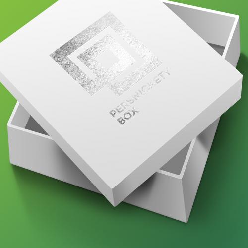 Winner! Persnickety Box Logo Design