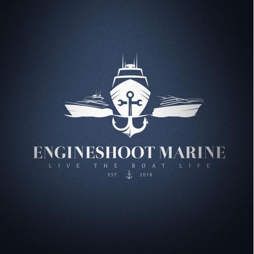 Boat logo concept