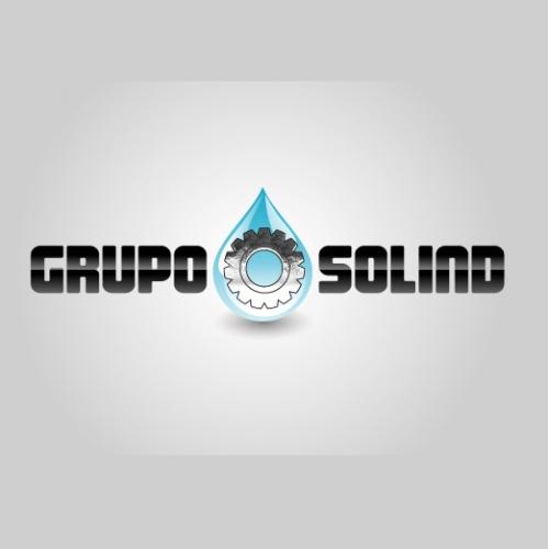 Logo for a mechanical company