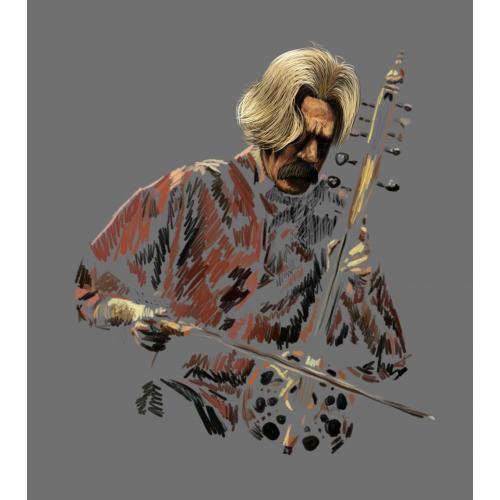 Kayhan Kalhor Iranian composer