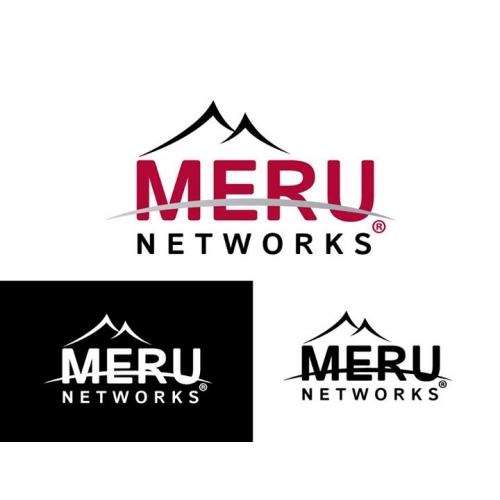 Logo design for a Meru networks