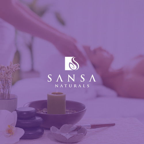 Logo Design for Sansa Natural