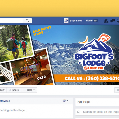Bigfoot Facebook Cover