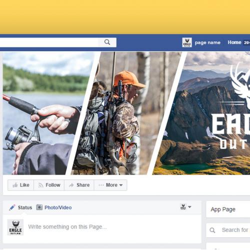 Eagle Outlaw Facebook Cover