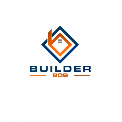 Construction Logo Design required by Builder Bob